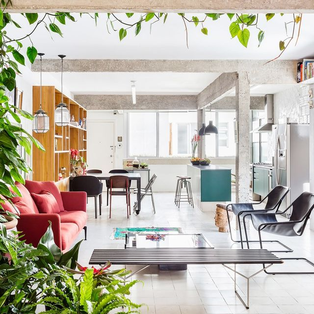 11 Open-Plan Living Spaces That Will Make You Want to Move