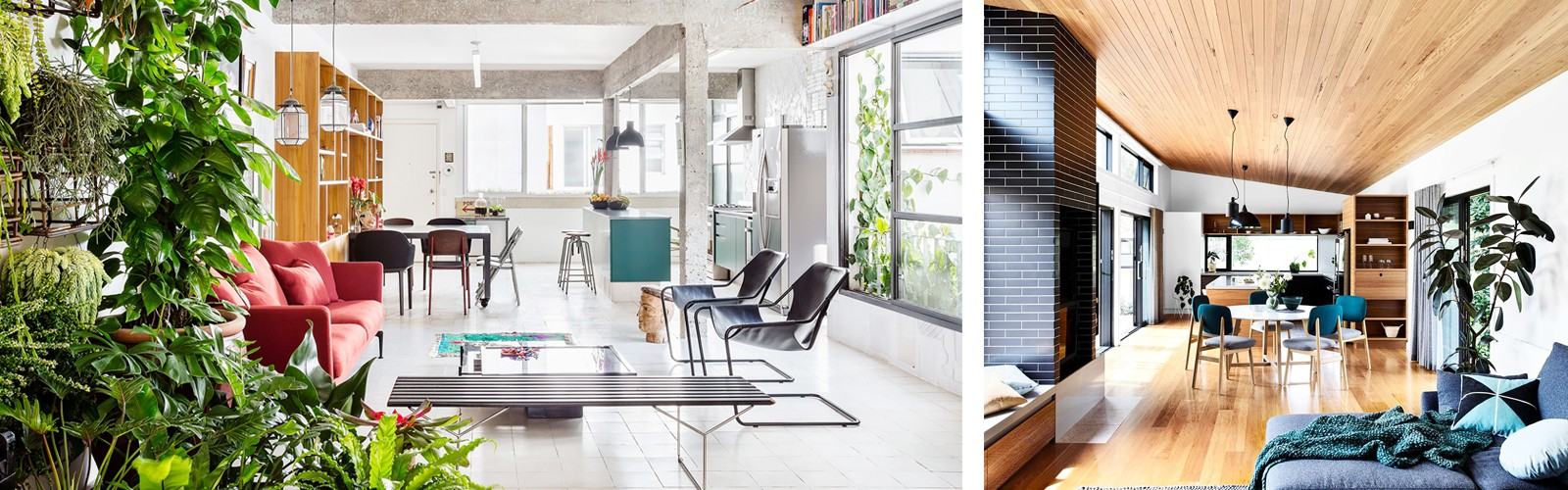 11 Open-Plan Living Spaces That Will Make You Want to Move   MyDomaine