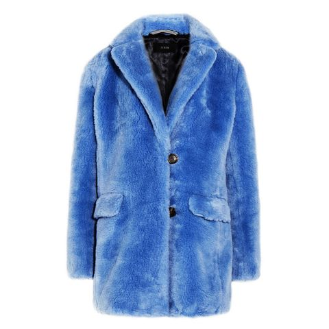 Yuna Faux-Fur Coat