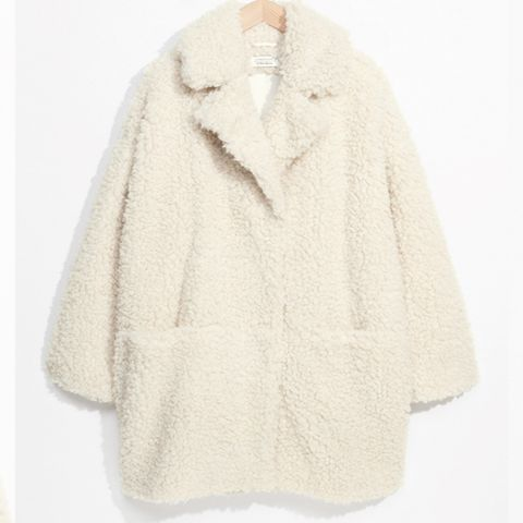 Stories Cocoon Coat