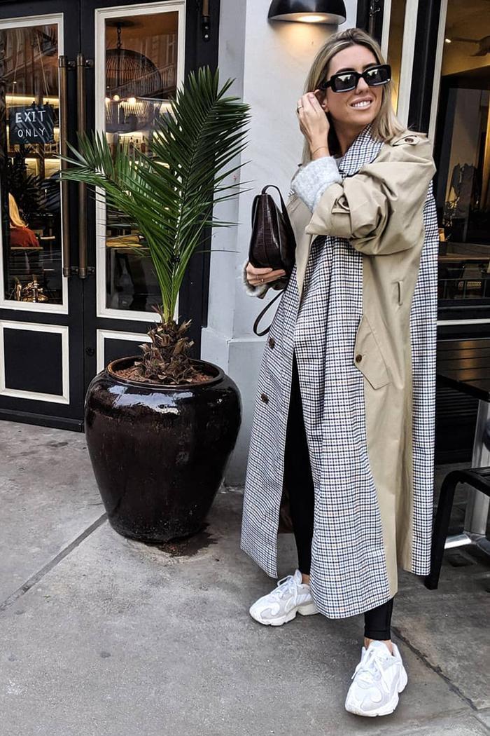 Best winter coats: Hannah Lewis
