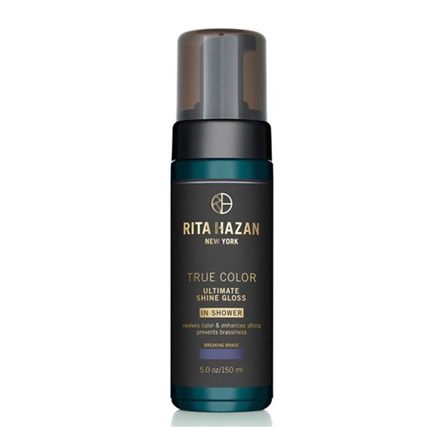 Rita Hazan 'True Color' Ultimate Shine Gloss in Breaking Brass