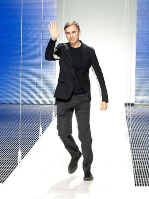 Breaking: Raf Simons's Major New Role Announced