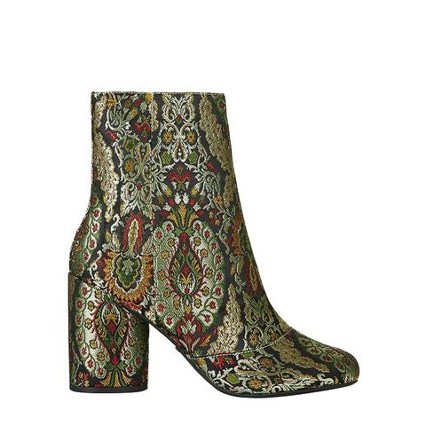 Harry Jacquard Ankle Boots