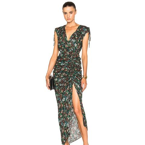 Teagan Ruched Dress