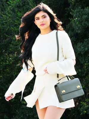 The Surprising Shoes Kylie Jenner Wore With Her Latest Outfit