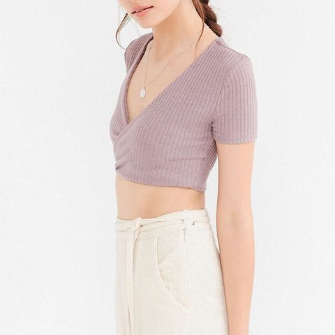 Camilla Cropped Tee
