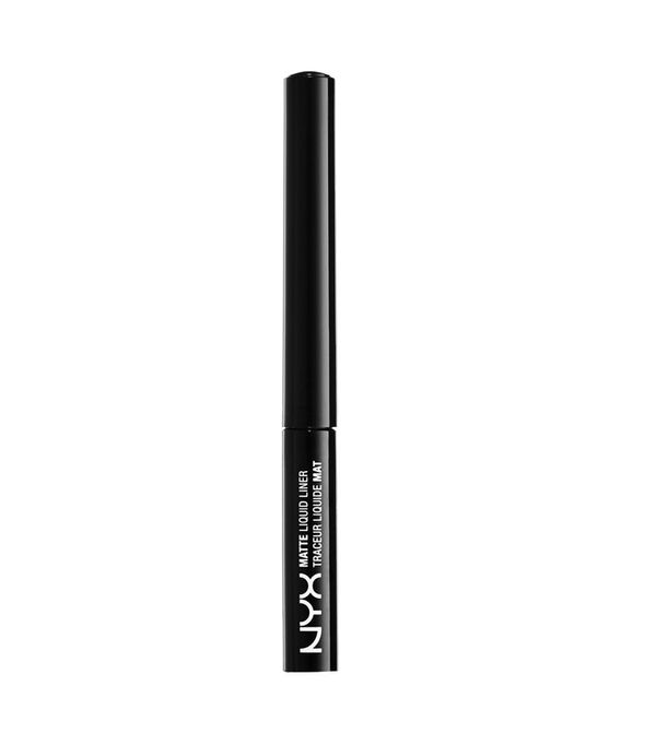 Best liquid eyeliner: Nyx Matte Liquid Liner