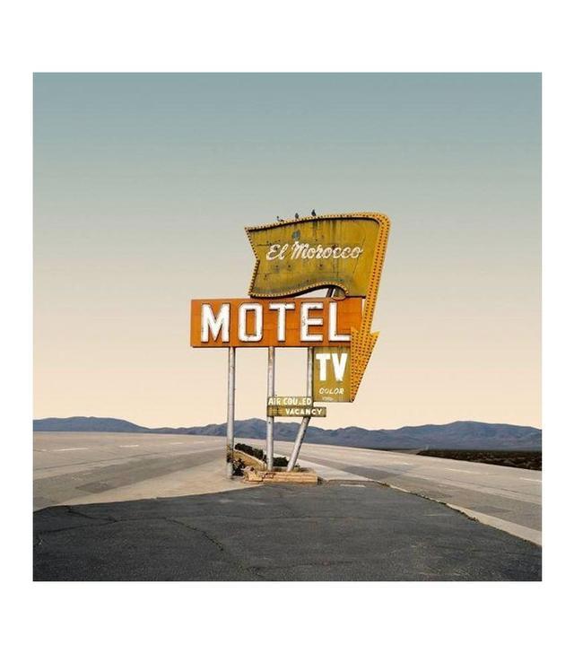 Ed Freeman El Moroco Motel Photographic Print