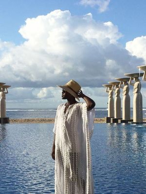 Okay, Lupita Nyong'o Is Winning at Vacation Style