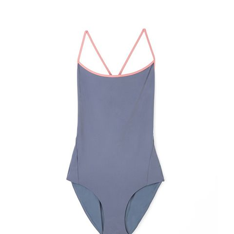 Cross-Over Swimsuit