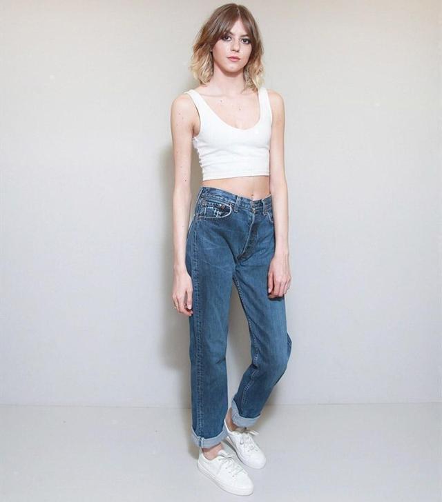 Levi's Vintage 501 Mom Jeans