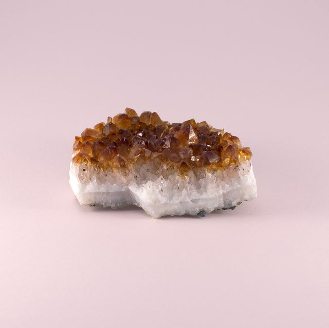 Rock & Co Citrine Cluster