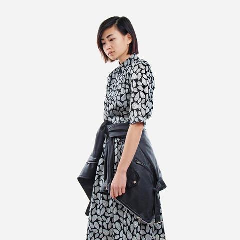 Backless Circular Dresses