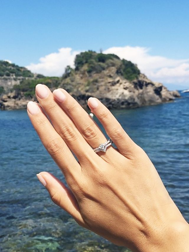 The Most Unique Engagement Ring Idea Has Just Landed ...
