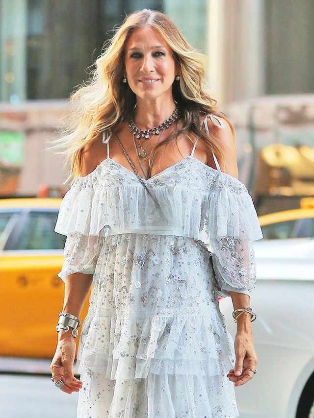 Sarah Jessica Parker Went Full-On Carrie Bradshaw Last -4084