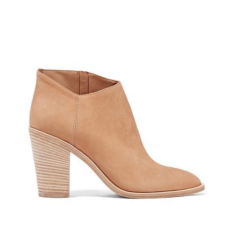 Easton Nubuck Ankle Boots