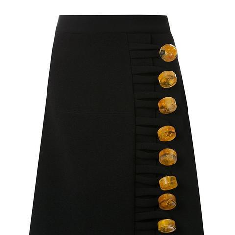 Looped Elemental Miniskirt