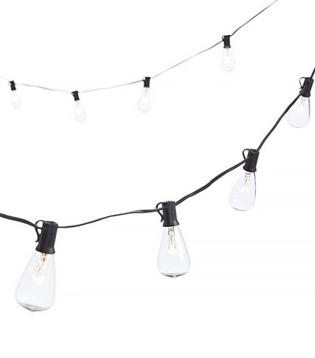 CB2 Edison String Lights
