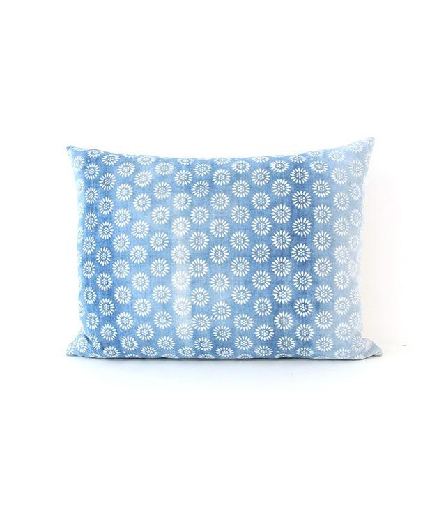 Amber Interiors Fleur Pillow