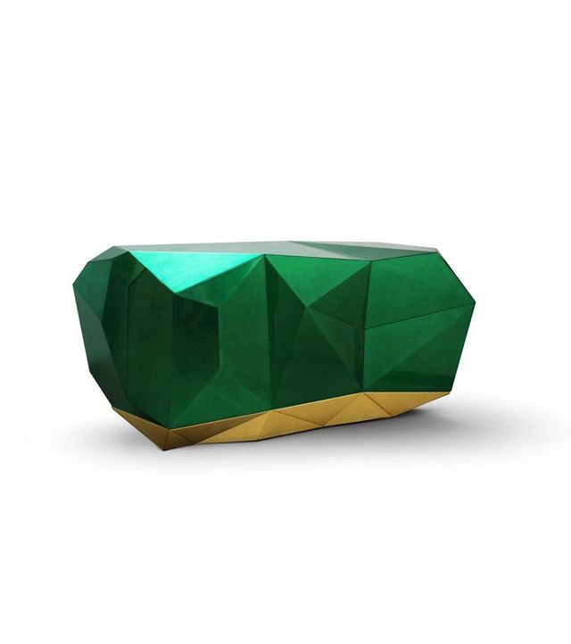 Boca do Lobo Diamond Emerald Sideboard