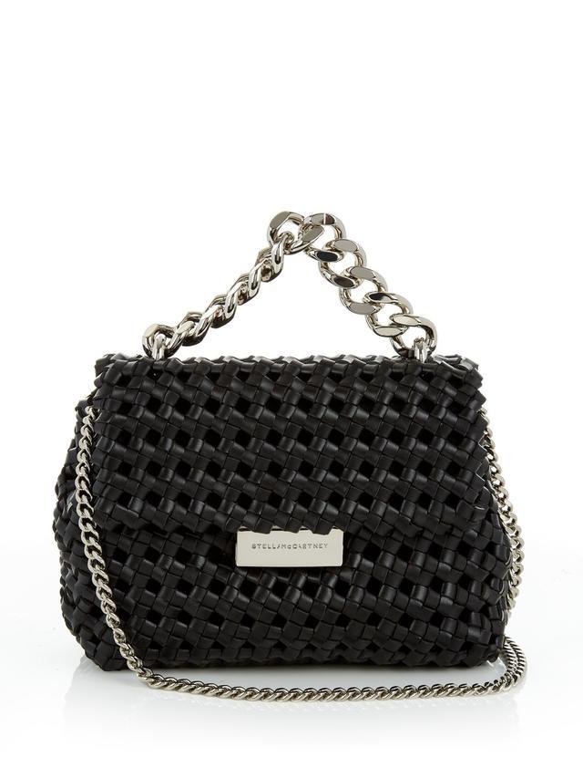Stella McCartney Becks Faux Leather Crossbody Mini Bag