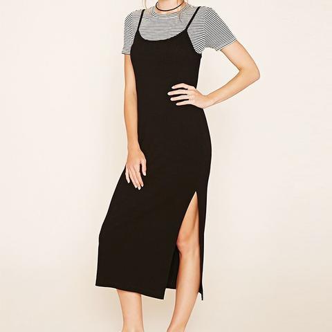Contemporary Combo Dress