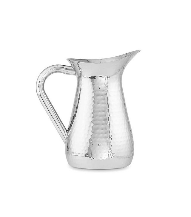 Williams-Sonoma Hammered Water Pitcher