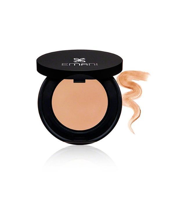 Vegan makeup: Emani HD Corrective Concealer,