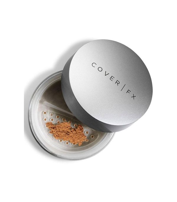Vegan makeup: Cover FX Matte Setting Powder