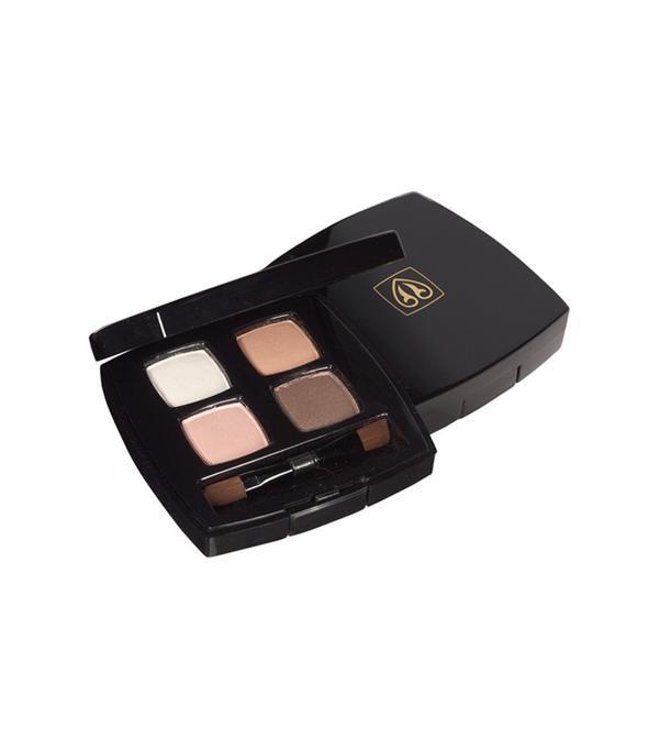 Vegan makeup: DeVitta Absolute Eyes Pressed Minerals Eye Shadow Quad