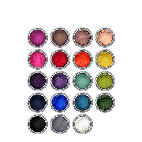 I Want It All Pro Matte Eyeshadows