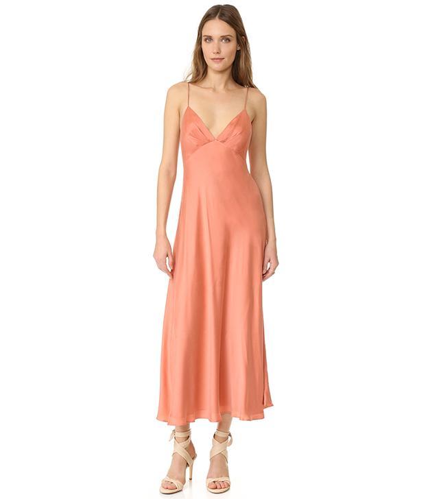 Winsome Bias Slip Dress