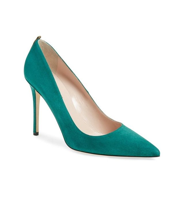 SJP by Sarah Jessica Parker Fawn Pointy Toe Pump