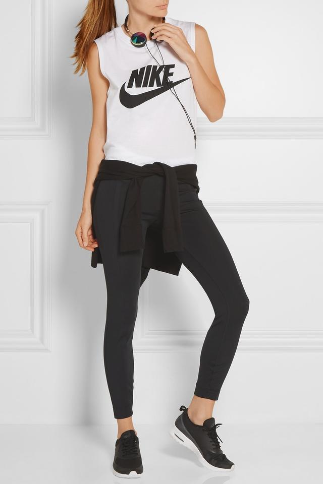 Nike Bonded Stretch-Jersey Leggings