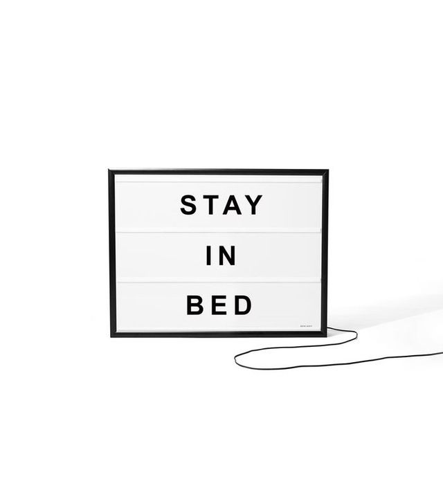 """BxxLght """"Stay in Bed"""""""