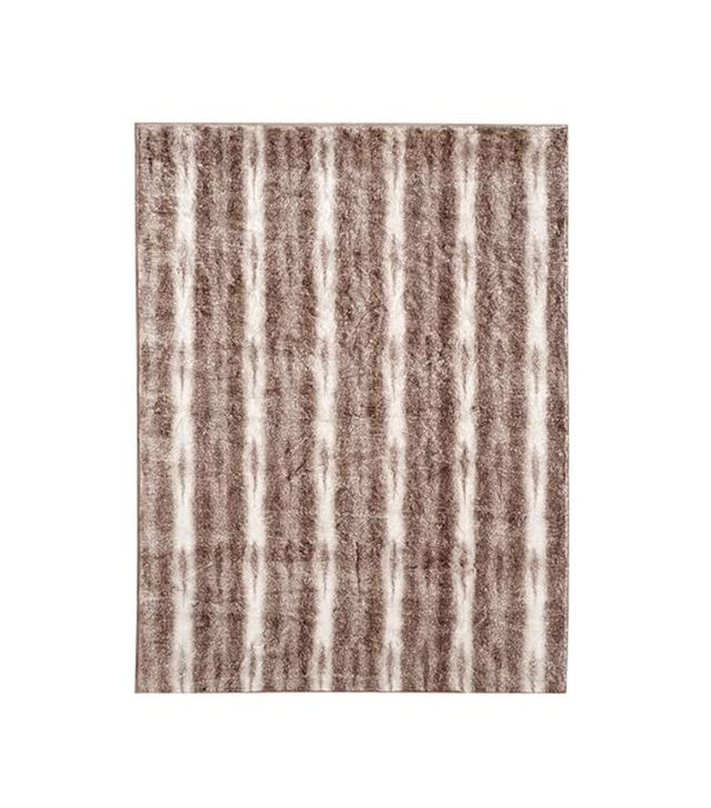 """Pottery Barn Faux Fur Throw 50""""x60"""" in Caramel Ombre"""