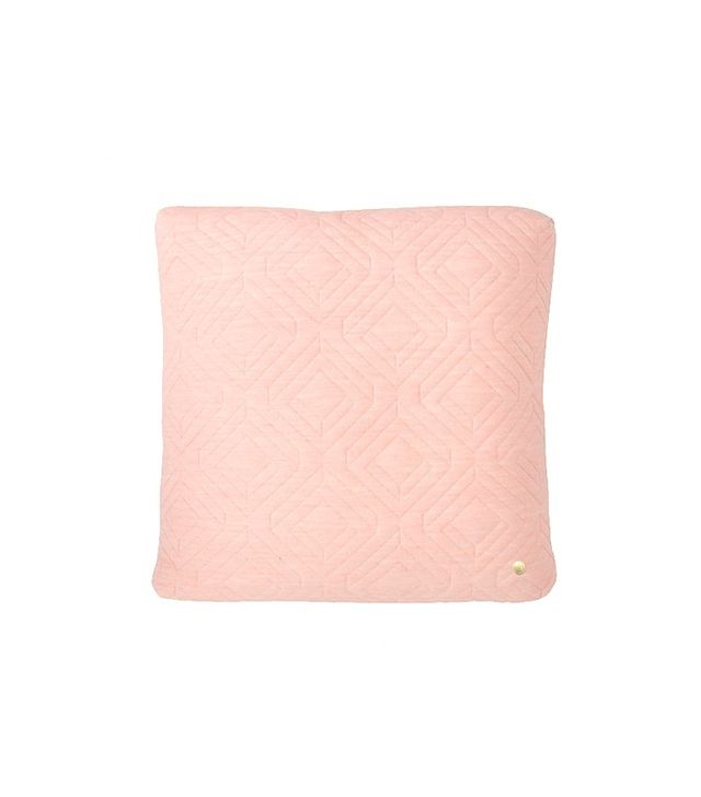 Lawson-Fenning Rose Quilted Cushion