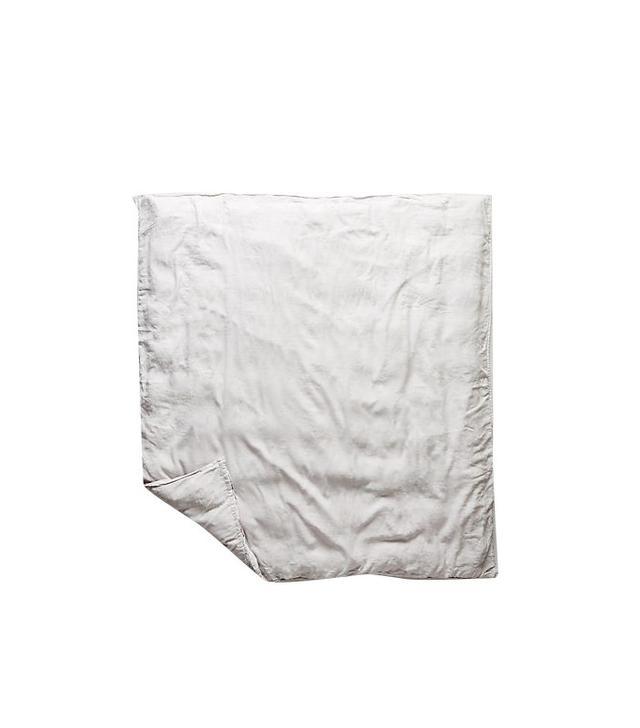 Anthropologie Soft Washed Linen Duvet