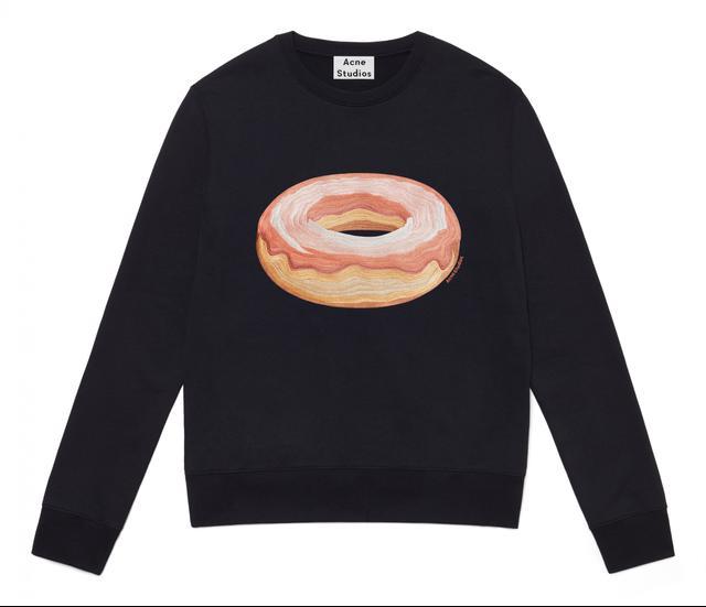 Acne Studios Casey Dough Sweatshirt