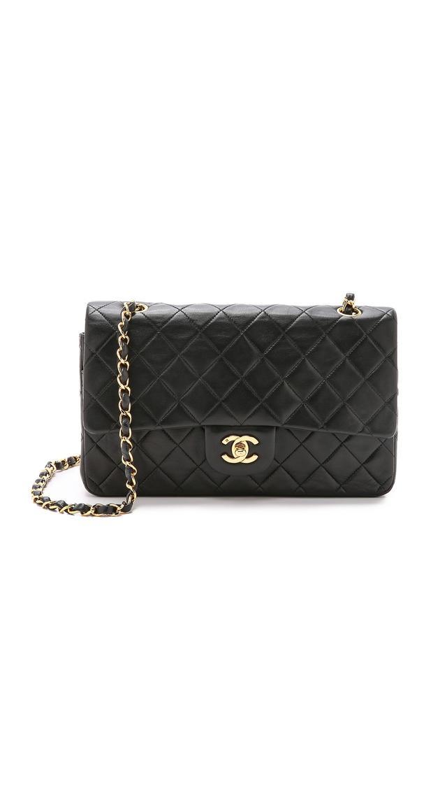 Chanel 10'' Shoulder Bag (Previously Owned)