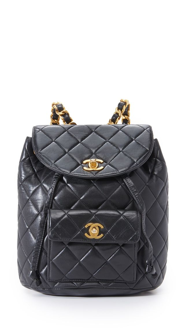 Chanel Classic Backpack (Previously Owned)
