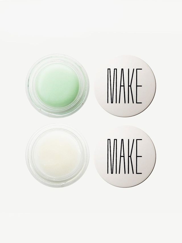 Make Beauty Sea Salt Exfoliator & Marine Lip Repair