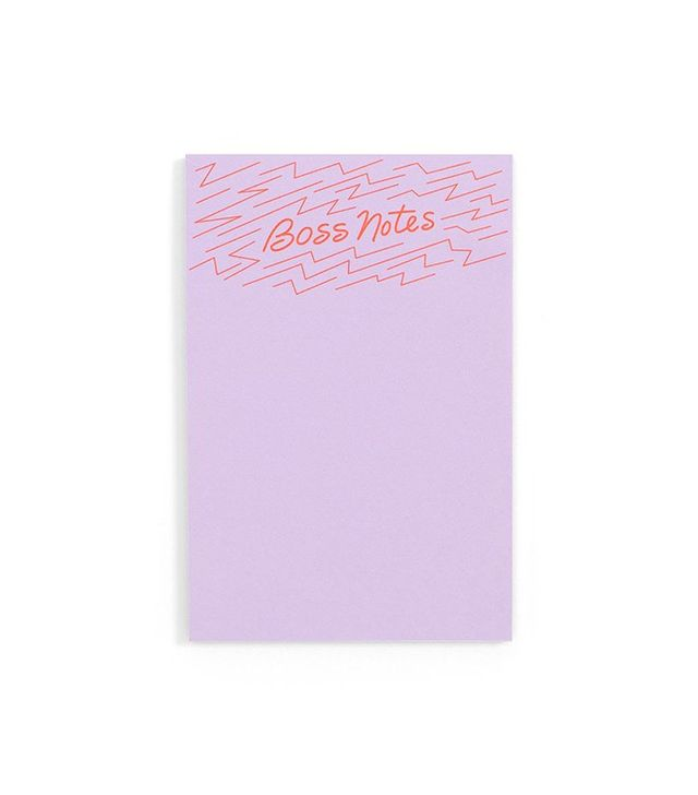 Ban.do Boss Notes Notepad