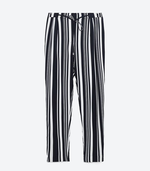 Zara Drawstring Trousers