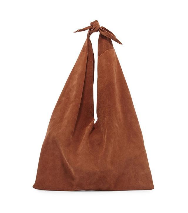 The Row Bindle Knot Hobo Bag