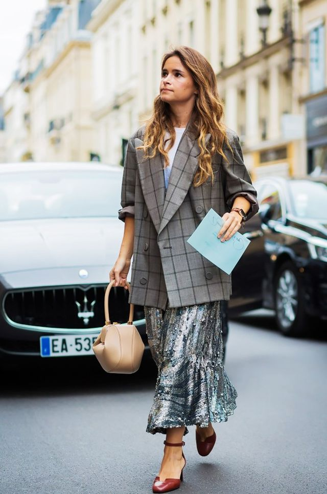 5. You can absolutely wear sequins in the daytime.