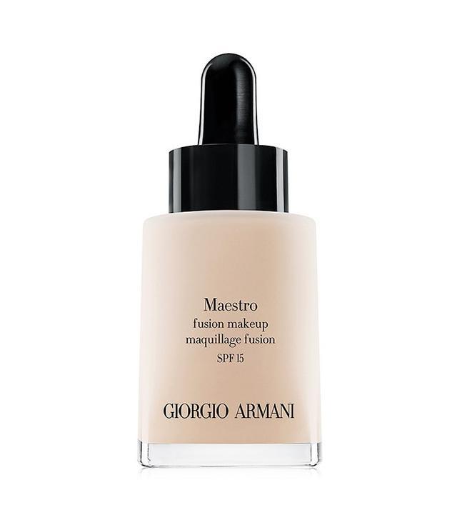Giorgio Armani Maestro Fusion Maestro Fusion Makeup Octinoxate Sunscreen SPF 15