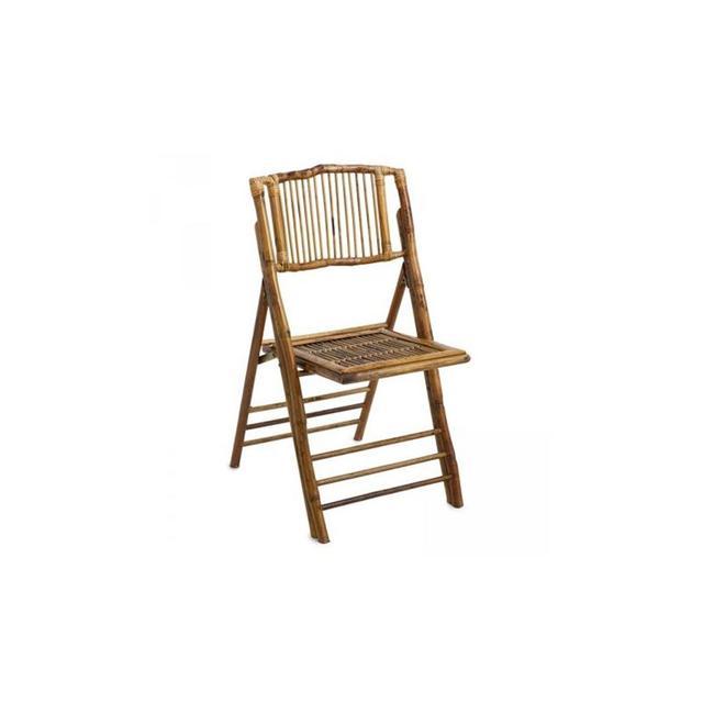 Alfresco Emporium Bamboo Folding Chair