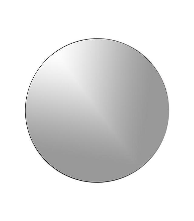 "CB2 Infinity 36"" Round Wall Mirror"